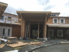 Apr-17-Front-Entry-Framing-Complete