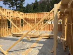 Aug 10 - Classroom framing