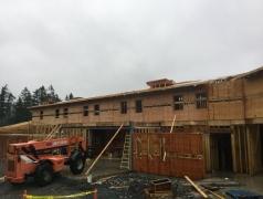 Dec 11 - Roof framing
