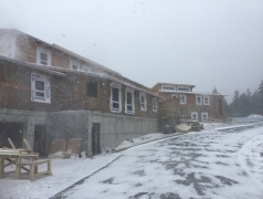 Feb 12 - Front View (Winter)