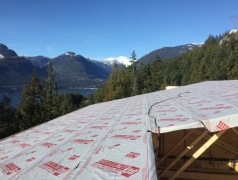 Jan 29 - Roof Underlay