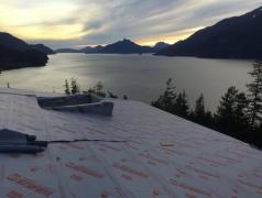 Jan 15 - Roofing Underlay