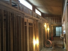 Jan 17 - Clerestory Framing