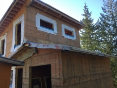 Jan 21 - Gatehouse Window Installation