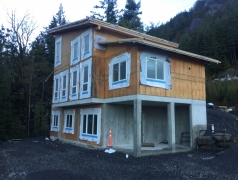 Jan 23 - Gatehouse Windows Installed