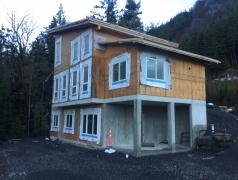 Jan 23 - Gatehouse Windows Installed