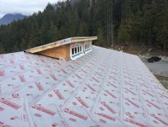 Jan 25 - Roofing Underlay