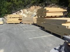 CRCC - July 13 - Prefabricated 2nd floor walls