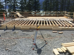 May 30 - Suspended slab shoring
