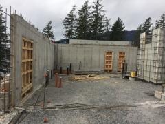Mar 13 - Upper basement concrete