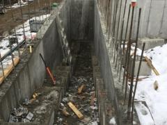Feb 14 - step walls