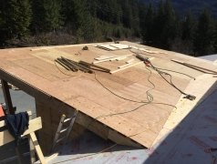 Mar-12-Chapel-sheathing-and-roofing-complete