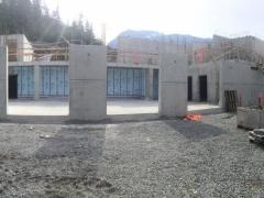 May 3 - LB SOG and GL C architectural walls