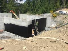 May 24 - Waterproofing