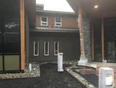 Nov-18-Siding-complete-outside-priests-office