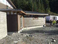 Oct-9-Siding-install-exterior-of-recycle-room