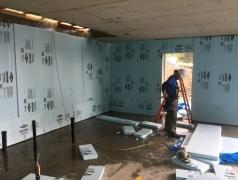 Oct 1 - Gatehouse Installation