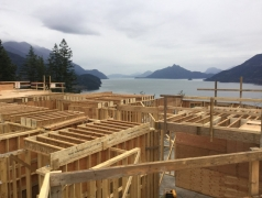 Oct 5 - Floor Framing