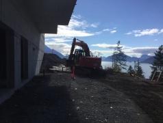 Sept 24 - Exterior Path Work
