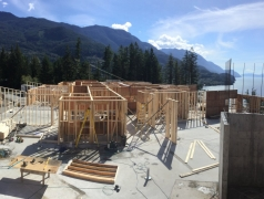Sept 18 - Main Floor Framing