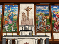 CRCC Oratory rendering