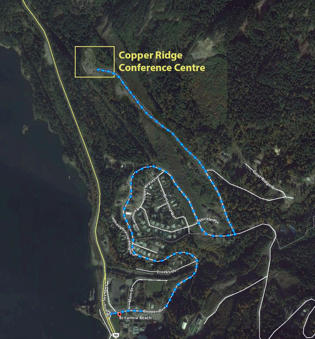CRCC-Map